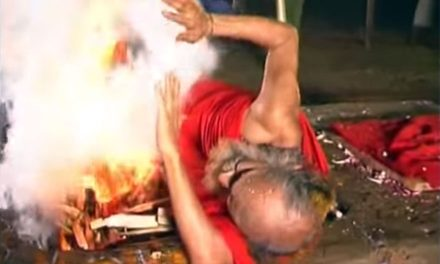 Rambhau Swami: The Fire Yogi of Tanjore