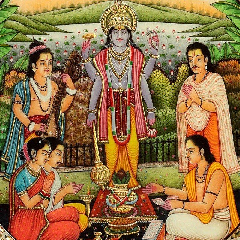 Satyanarayan Katha and Havan