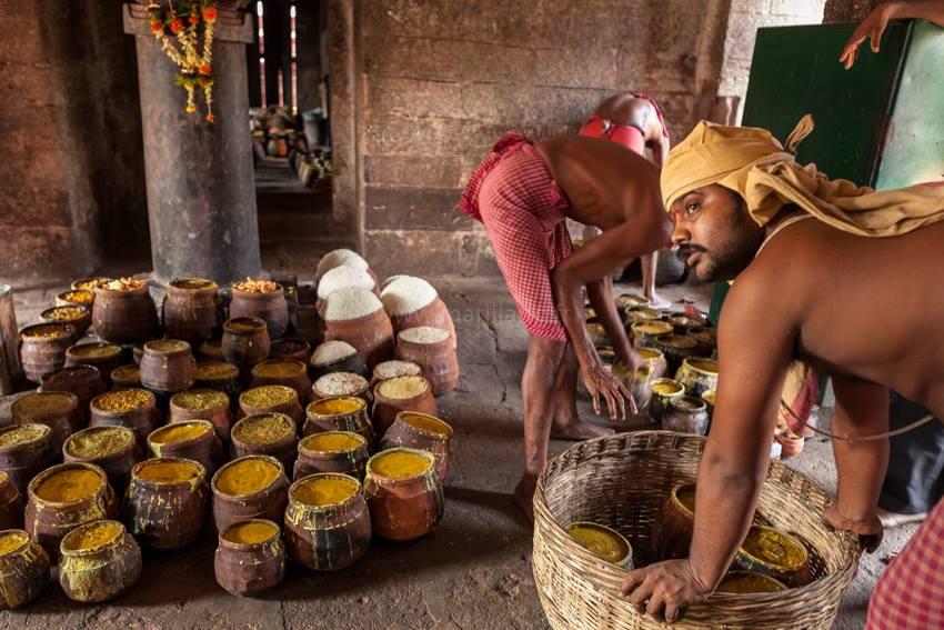 The Prasadam cooking fact