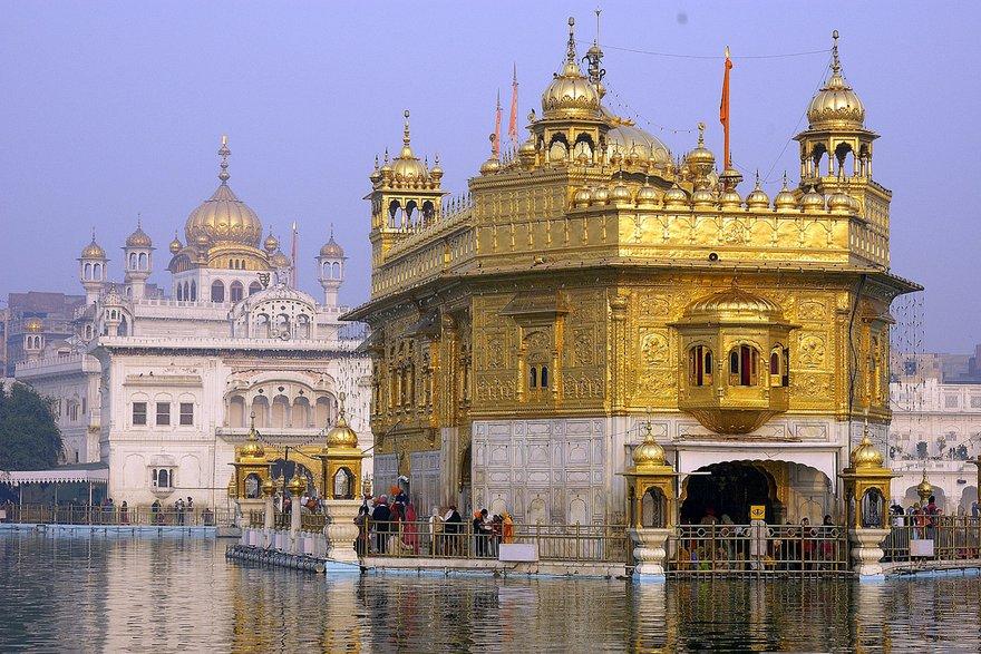 templo de oro