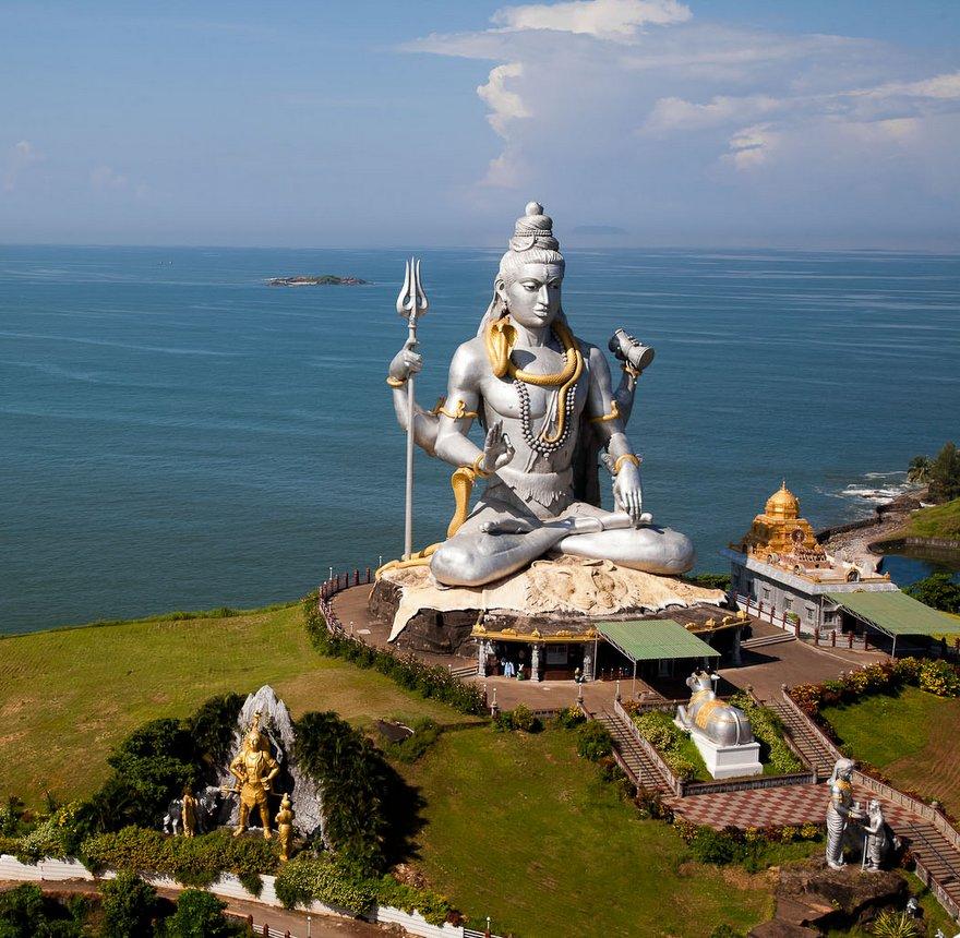 Top 5 templos de Shiva fuera de la India