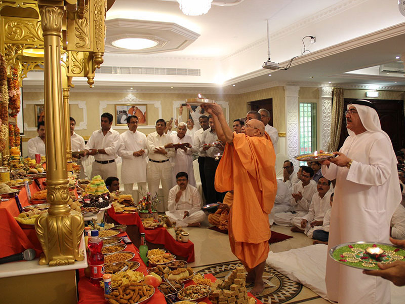 UAE Allocates Land for Abu Dhabi's First Hindu Temple