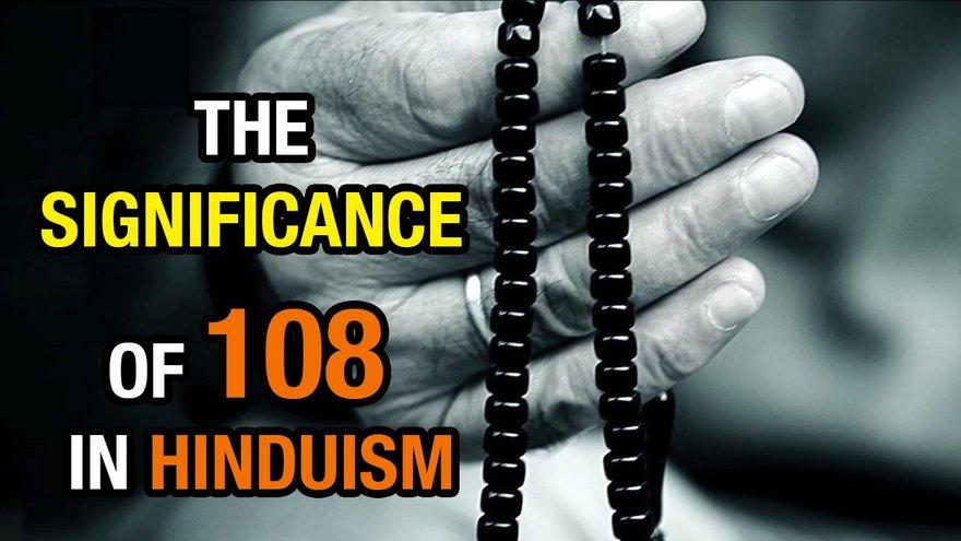 Significado del número 108 en el hinduismo