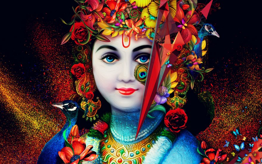 Krishna Ashtottaram: The 108 Names of Lord Sri Krishna – Part 2