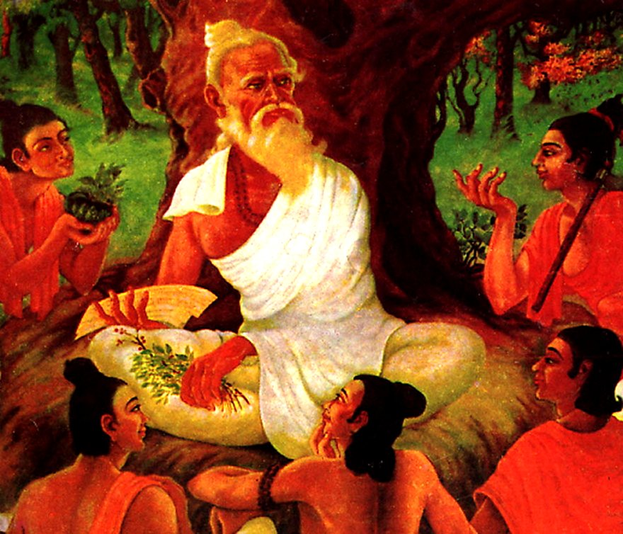 Science and Medical Science in Ancient India