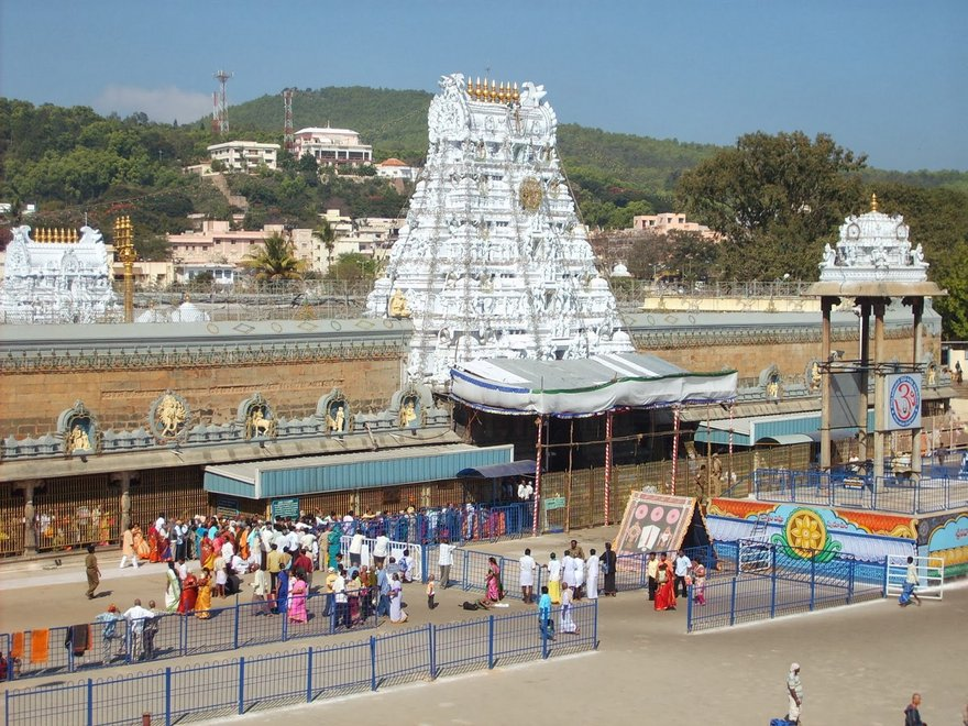 Tirupati-Balaji