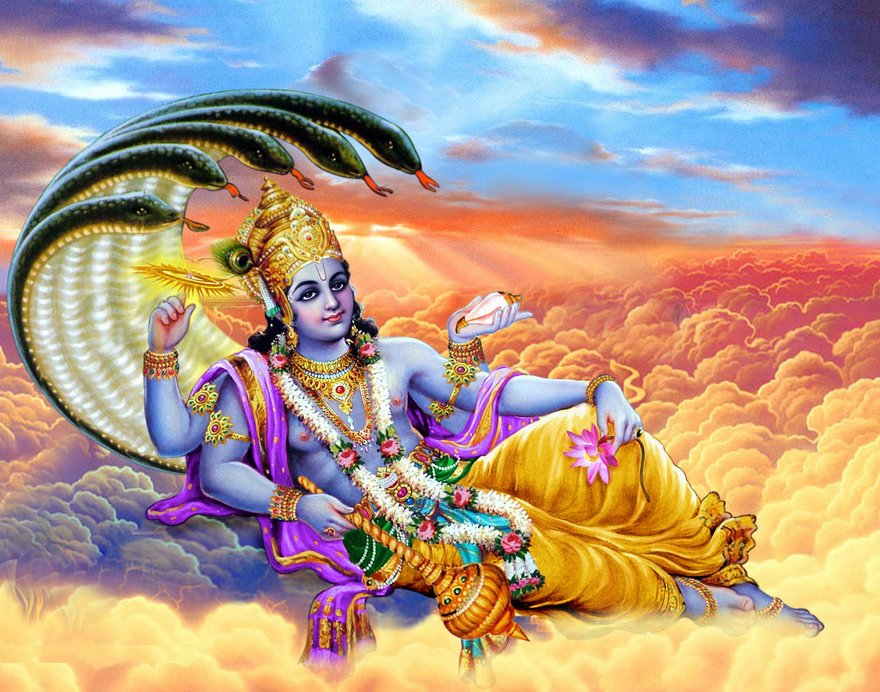 Sahasranamavali: Lord Vishnu's 1,000 Names and Their Meanings