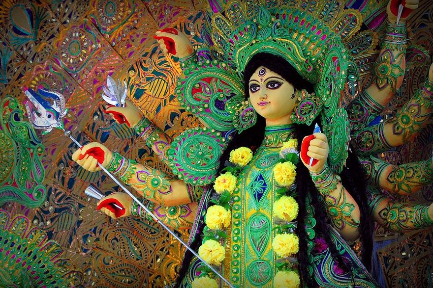 the-goddess-durga-soma-debnath