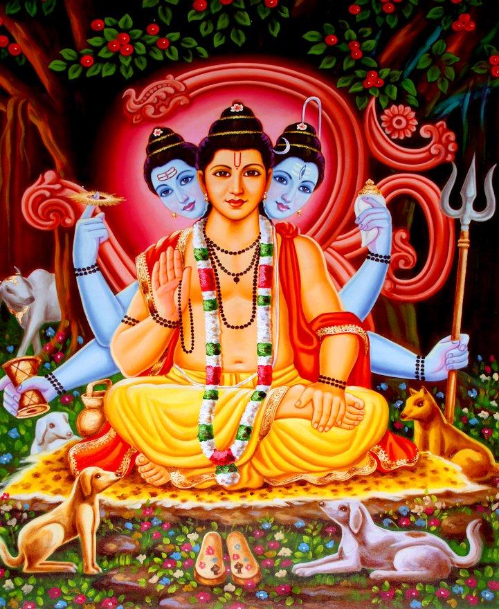 Lord Dattatreya2