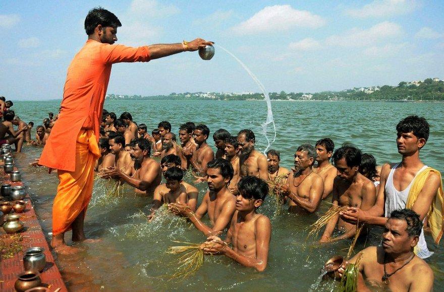 Pitru Paksha Shraddha: rendir homenaje a los antepasados de la Paz de las Almas