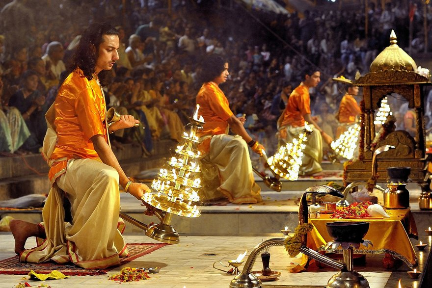 Importance of Aarthi in Hinduism
