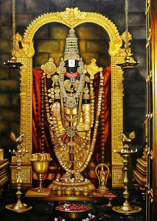 Ancient History Of Tirupati From Varaha Purana