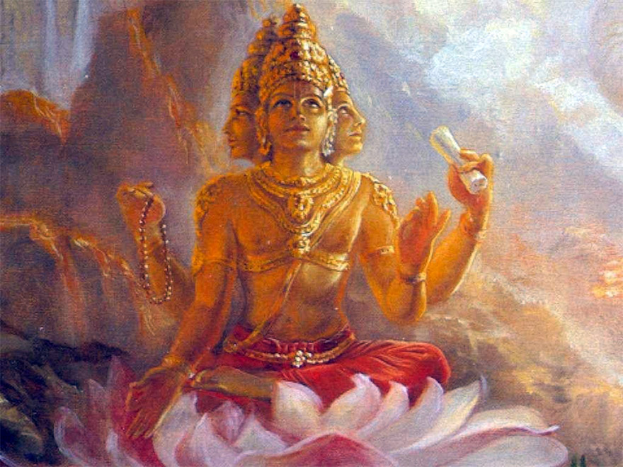 Why are There No Temples of Brahma?