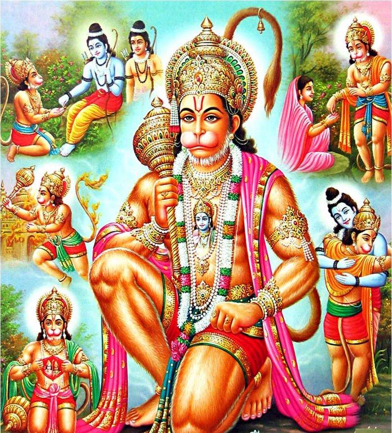 Hanumad ramayana