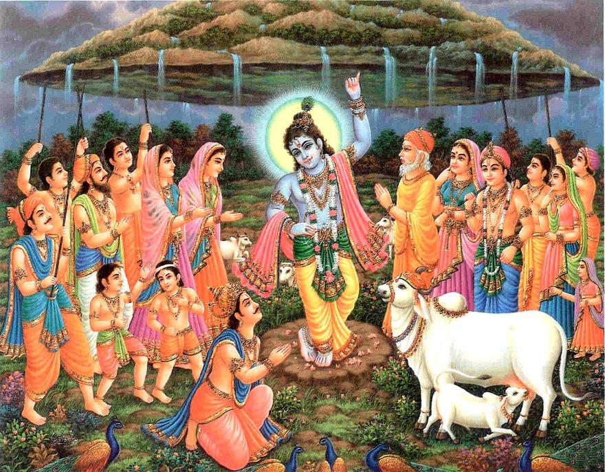 Shri Govardhan Raj: The crown Jewel of Vraja Dhama