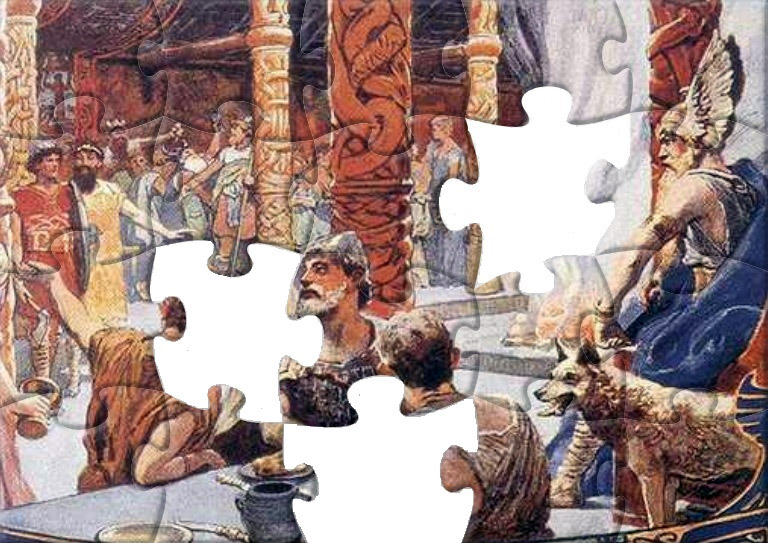 The Vedic People of Scandinavia