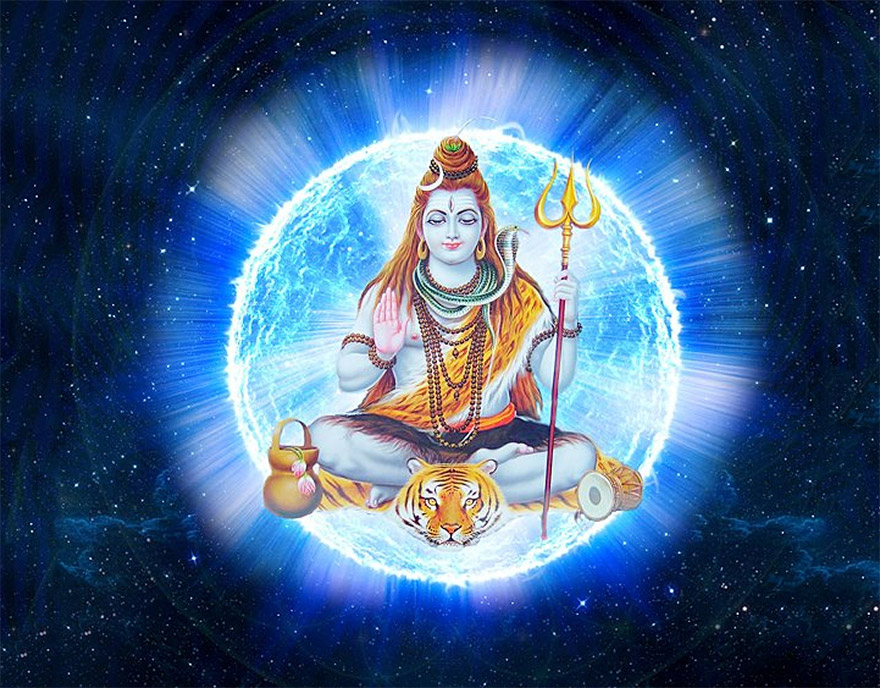 Solar Eclipse and the Night of Lord Shiva