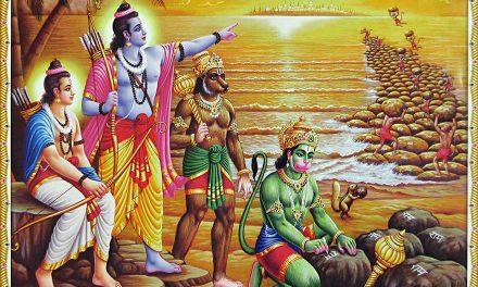 Is Sri Lanka the Lanka of the Ramayana?