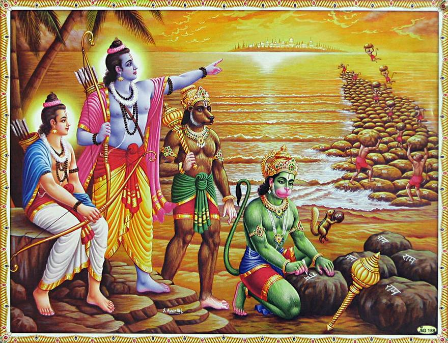 Lord Rama: Fact or Fiction