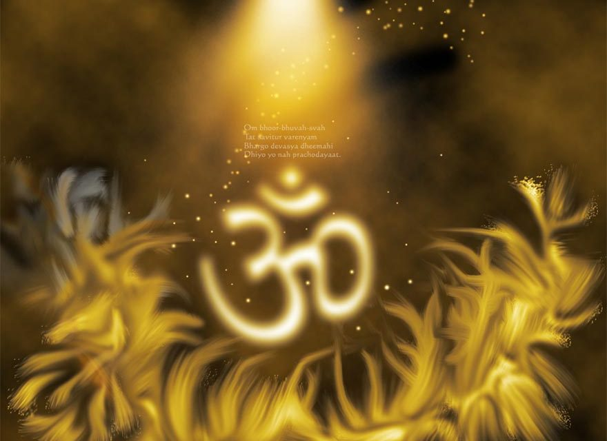 Aum as the Origin in Indian Vedic Science