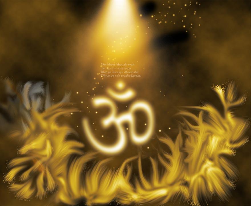 Aum as the Origin in Indian Vedic Science
