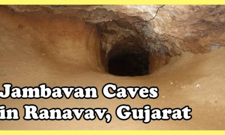Jambavan Caves at Ranavav, Gujarat