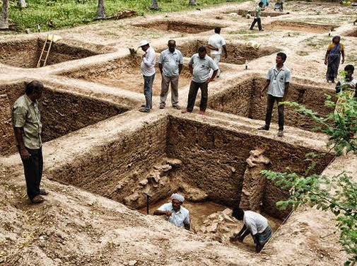 Harappa-like Site Surfaces in Tamil Nadu; 3,000 Ancient Artifacts Found