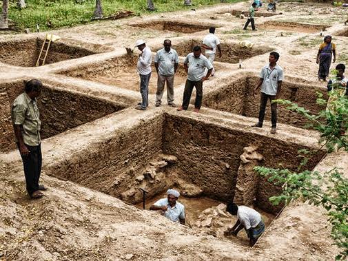 tamilnadu archeological discoveries