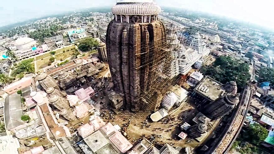 Jagannath Temple in Odisha's Puri Can Collapse Anytime: ASI