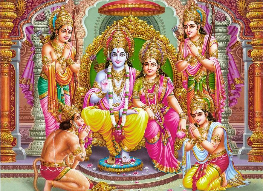The Personality of Lord Rama