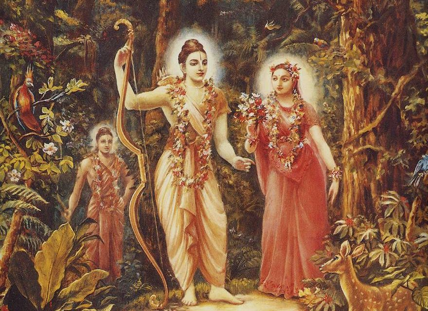Rama-navami: A Talk by Giriraj Swami