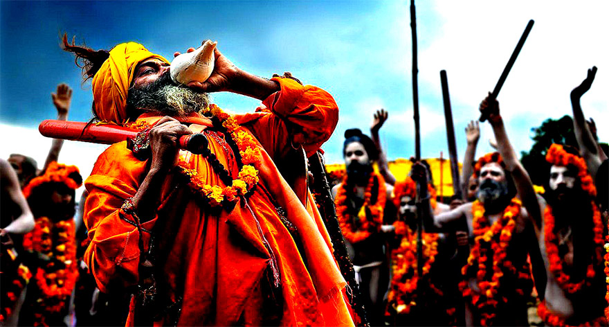 Significance of Yagya and Saffron Flag in Hindu Dharma