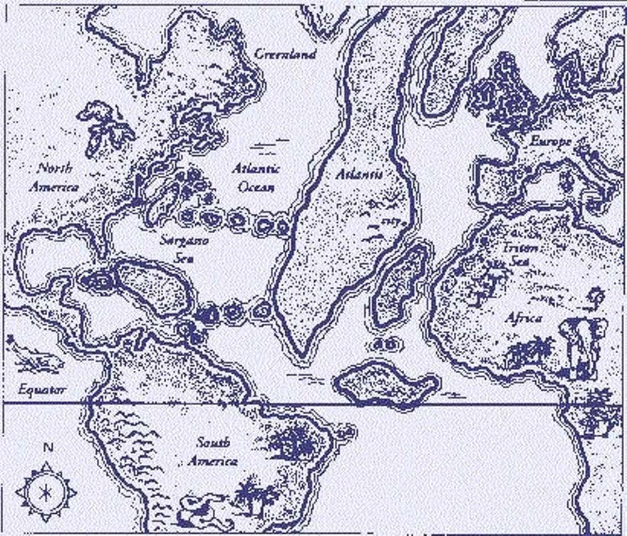Atlantean Islands