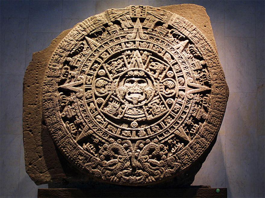 Mayan Calendar or Sunstone