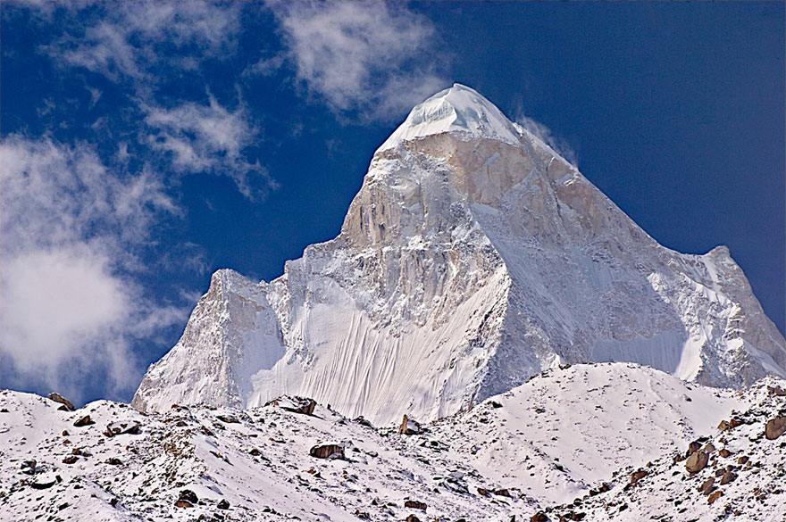 Shivling Mountain Peak