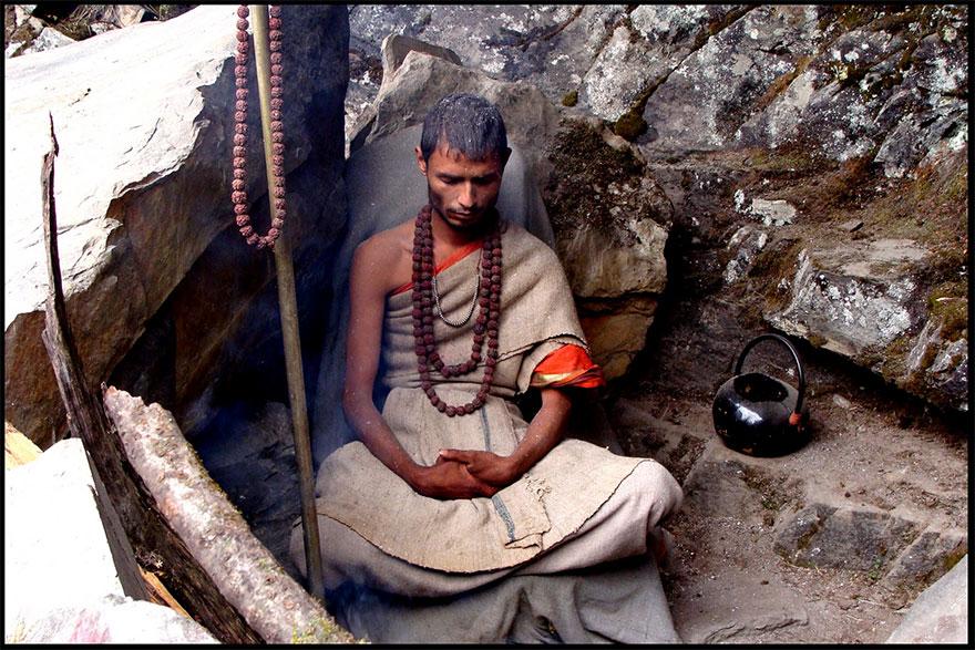What is Samadhi and Mahasamadhi?