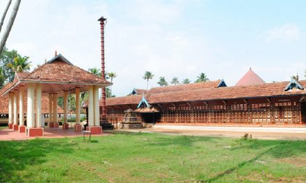 Lakshmana Temple at Thirumuzhikkalam, Kerala