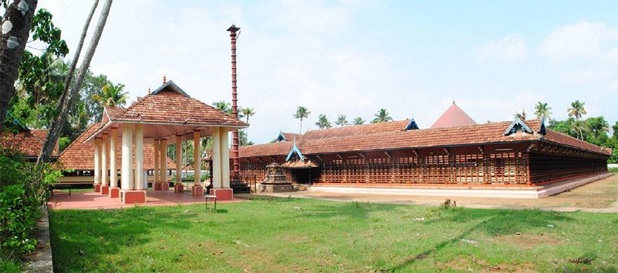 Lakshmana Temple at Thirumuzhikkalam, Kerala