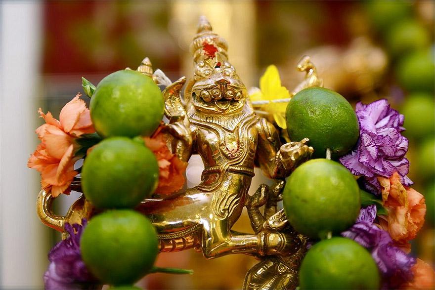The Legend of Glorious Lord Sarabeshwara Shiva
