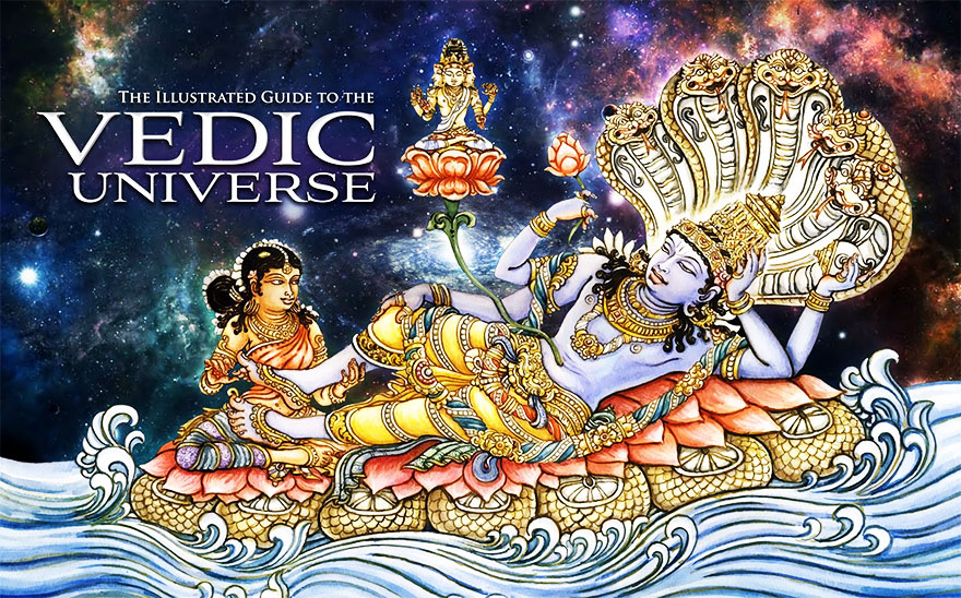 Vedic Cosmology – The Planets of the Material Universe