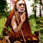 Sri Chandrasekharendra Saraswathi Swamigal