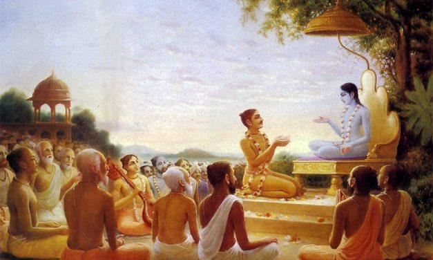 The Purpose Behind Storytelling in the Bhagavatam