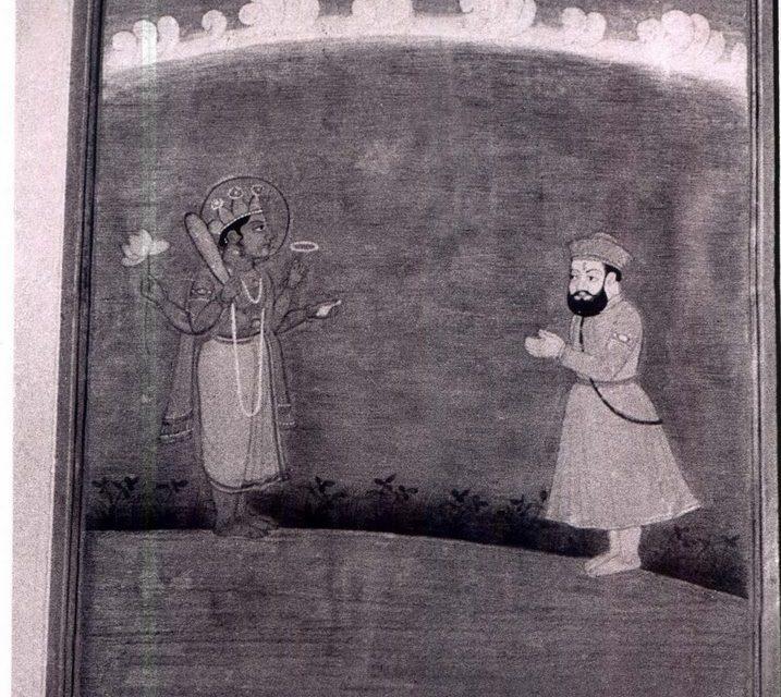 Guru Nanak was a Hindu