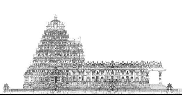 How They are Building the Biggest and the Grandest Hoysala Temple in a Small Village in Karnataka