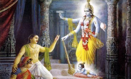 The Meaning of Krishna Jayanti