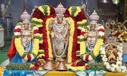 Sri Venkateswara Swami Vari Maha Kumbhabhishekam in Kanyakumari