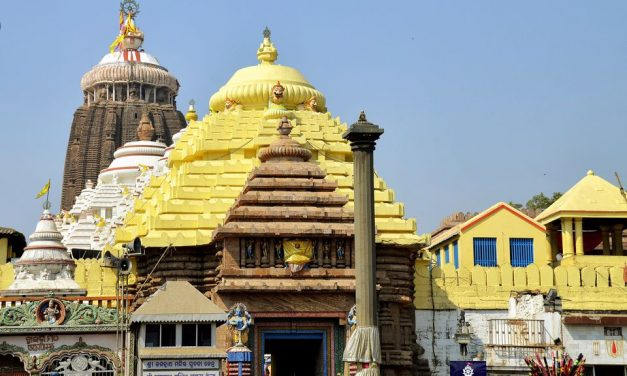 Bhubanesvari Temple at Srikshetra