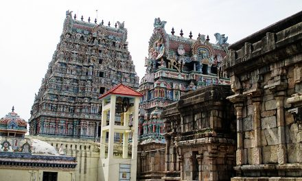Sri Saranatha Perumal Temple Brahmotsavam at Thirucherai