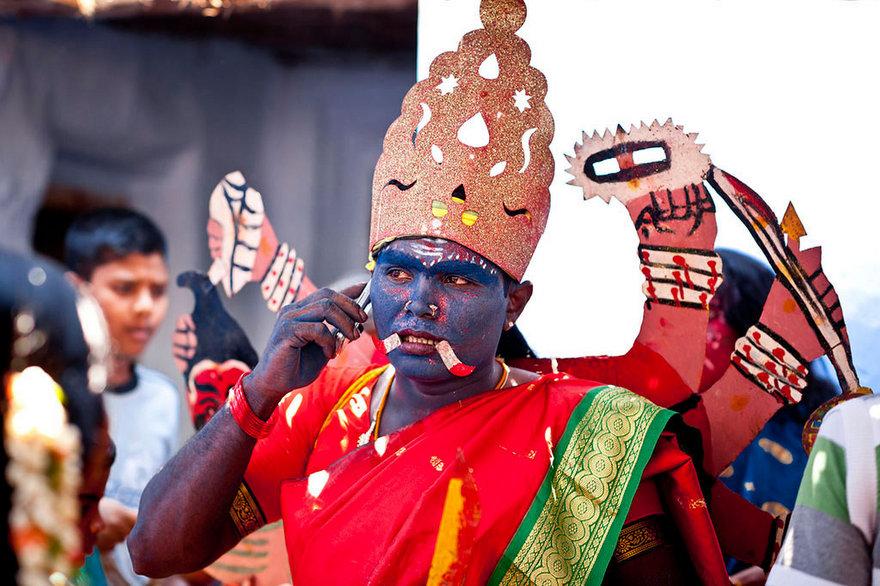 Who are the Grama Devatas?