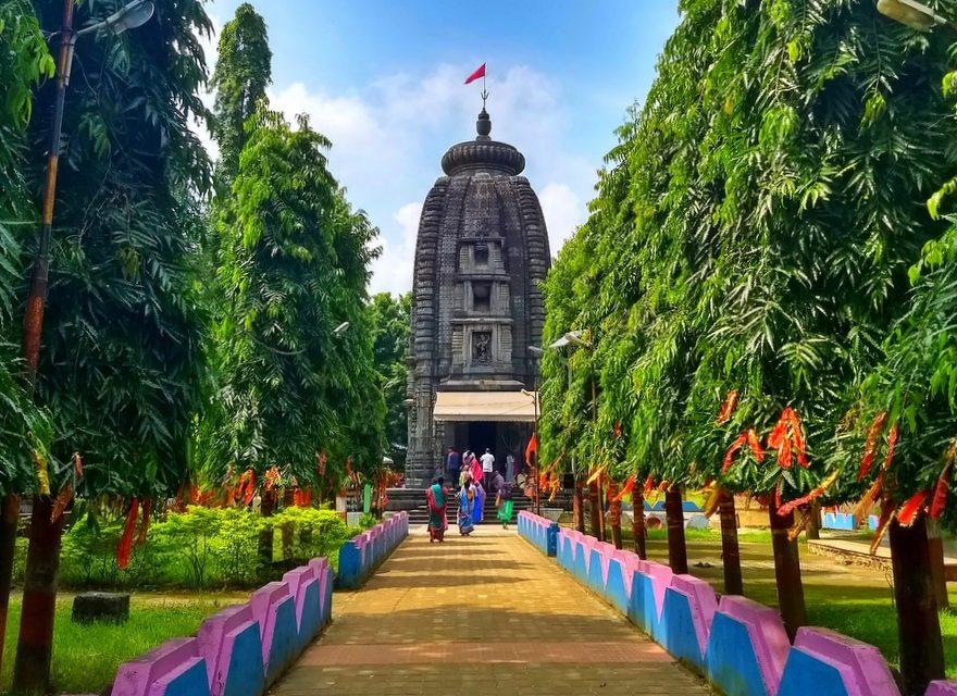 Kichakeshwari Temple of Khiching